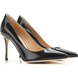 Pumps & High Heels for Women On Sale, Bright Skin, Leather, 2017, US 10.5 (EU 41) Sergio Rossi