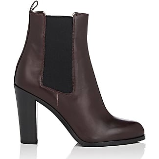 Boots for Women, Booties On Sale, Black, Leather, 2017, US 9 (EU 40) Sergio Rossi