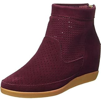 Shoe The Bear Hannah S, Botas para Mujer, Rojo (194 Burgundy), 39 EU Shoe The Bear