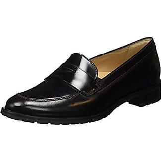 Vedara - Zapatillas de casa de Cuero Mujer, Color Marrón, Talla 40.5 Sioux