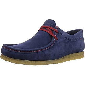 Sioux Grashopper-H-141, Mocasines para Hombre, Azul-Blau (Night), 44.5 EU