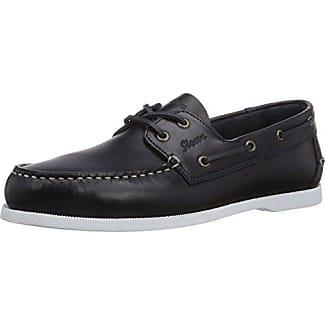Sioux PERU 28950 - Zapatos clásicos para hombre, color negro, talla 47