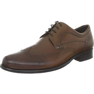 Sioux Pacco de XXL 28446Hombre cordones Zapatos, color Marrón, talla 40