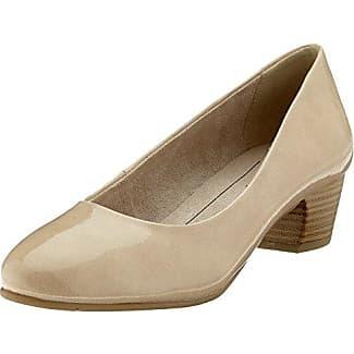 Softline 22464, Zapatos de Tacón para Mujer, Rosa (Rose/Lt Gold), 38 EU