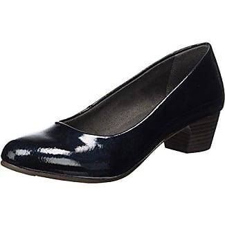 22461, Zapatos de Tacón para Mujer, Azul (Navy 805), 36 EU Soft Line