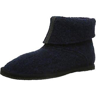 Stegmann Stegmann 301 - Zapatillas de estar por casa, color Black 8954, color 41 Eu (7.5 Erwachsene Uk)