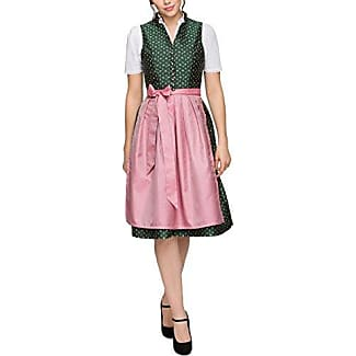Stockerpoint Angela, Dirndl para Mujer, Multicolor (Pink Pink), 38
