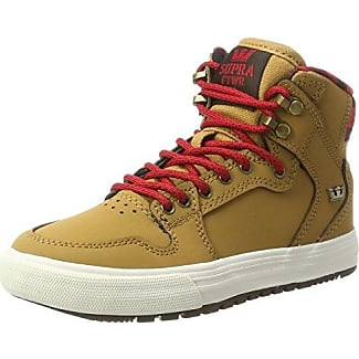 Supra Vaider CW, Zapatillas Unisex Adulto, Beige (Bone Brown), 38 EU