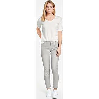 7/8-length trousers, Boyfriend TS ecru-beige female Taifun