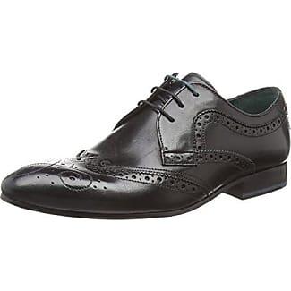 Ted Baker Rogrr 2 - Zapatos Hombre, Negro (Black), 48 EU