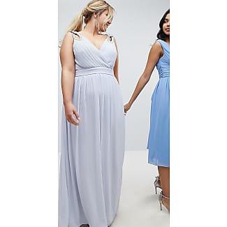 Tfnc bridal maxi dress with embellishment