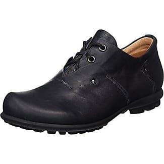 Think Guru - Zapatos Derby Hombre , color negro, talla 47.5 EU
