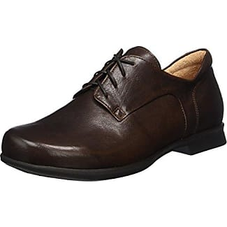 Think Kong - Zapatos de cordones, Marrón, 47.5 EU