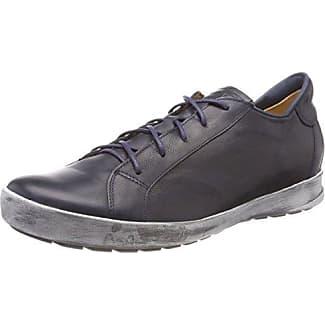 Think Kong_282659, Zapatos de Cordones Brogue para Hombre, Marrón (Rum/Kombi 54), 43 EU