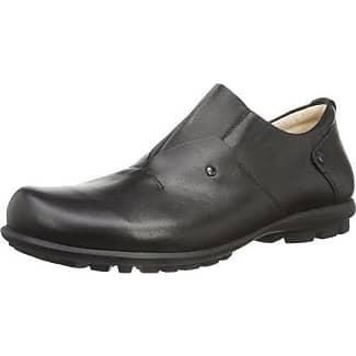 Penser Gourou - Chaussures Derby Homme, Couleur Noir, Taille 47,5 Eu