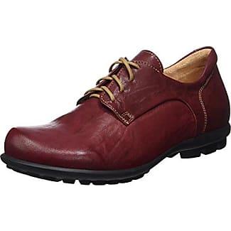Think Kong_282657, Zapatos de Cordones Brogue para Hombre, Negro (Sz/Kombi 09), 40 EU