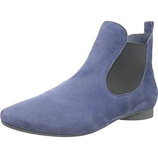 Jana 24304, Botas Chelsea para Mujer, Azul (Ocean), 39 EU
