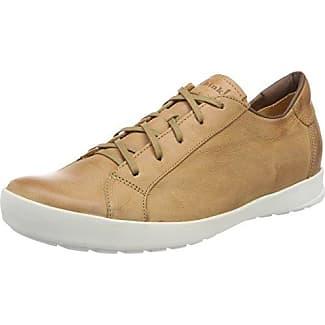 Think Kong_282657, Zapatos de Cordones Brogue para Hombre, Marrón (Espresso/Kombi 42), 46.5 EU