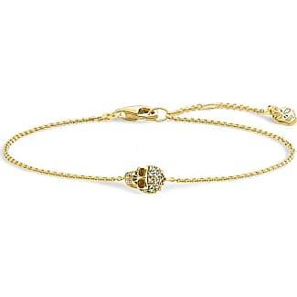 Thomas Sabo bracelet yellow gold-coloured D_A0020-924-39-L19v Thomas Sabo Gk1plS