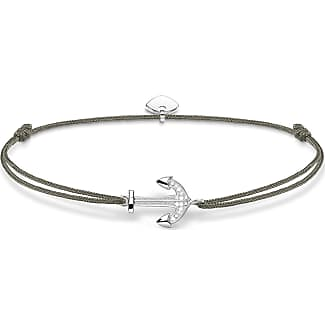 Thomas Sabo personalised bracelet grey LBA0071-907-5-L19v Thomas Sabo mV5eJh4