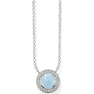 Thomas Sabo necklace blue SET0137-050-1-L42v Thomas Sabo HrOrsb92Z5