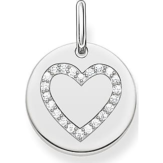 Under Sale Online Cheap Sale Buy Thomas Sabo personalised pendant white LBPE0014-029-14 Thomas Sabo Store For Sale Largest Supplier Cheap Price Qs4dPxN