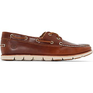 Timberland Chilmark 3-Eye Handsewn, Mocassins (Loafers) Homme, Marron (Dark Earth Barefoot Buffed 218), 46 EU