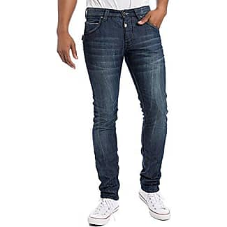Mens Eduardotz 3289 Spring Blue Wash Jeans Timezone l8lP7BzPU