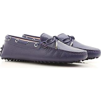 Zapatos de Mujer Baratos en Rebajas Outlet, Negro, Piel, 2017, 39 39.5 Tod's