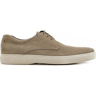 Sneakers for Men On Sale, Taupe, suede, 2017, 10 Tod's