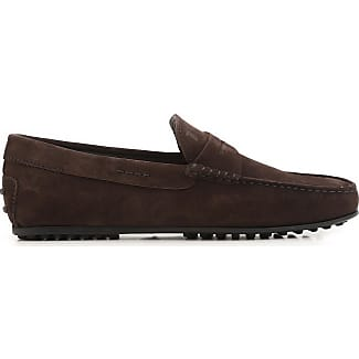 Brogue Shoes On Sale in Outlet, Brown, Suede leather, 2017, 6 6.5 7.5 Tod's