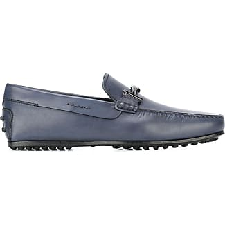 Loafers for Men On Sale, Avio Blue, Leather, 2017, 6 6.5 7 7.5 8 8.5 9 9.5 Tod's