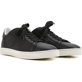 Sneakers for Women On Sale, Black, Leather, 2017, 3.5 5 5.5 6.5 8.5 Tod's