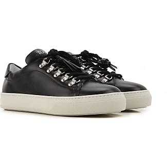 Sneakers for Women On Sale, Black, Leather, 2017, 2.5 3.5 Tod's
