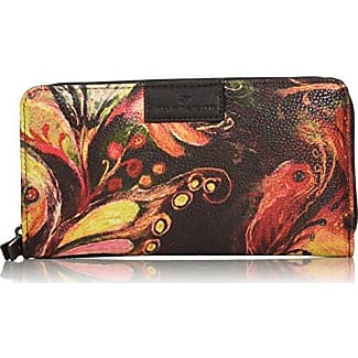 Acc Rinapu Flower Womens Wallet White (Weiss) 2.5x10.5x20 cm (B x H x T) Tom Tailor 4XWsEUwISv