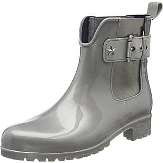 O1285Laya 1R, Wellington Boots Gris (Midnight), 41 EUTommy Hilfiger