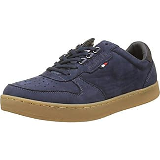 Chaussures Homme Tommy Hilfiger Y2285armouth 1b - Bleu - 44 Eu 29WT40g7