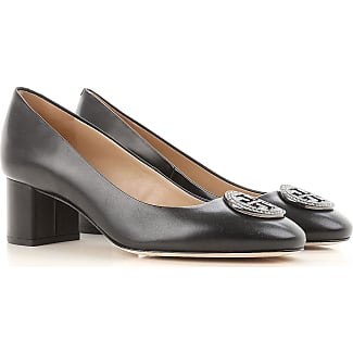 Pumps & High Heels for Women On Sale, Black, Suede leather, 2017, 4 5.5 Tory Burch