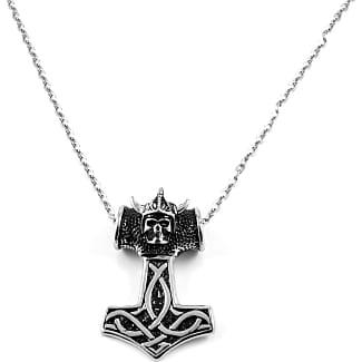 Black Hindu Steel Necklace Lucl TfiFXjhZTd