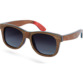Schwarze Browline Sonnenbrille Mit Getönten Polarisierten Sonnenbrillengläsern HG3Bnjwm