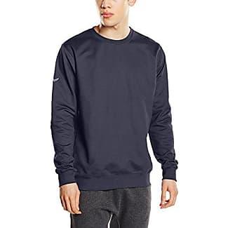 675501, Sudadera para Hombre, Azul (Jeans-Melange 643), M Trigema