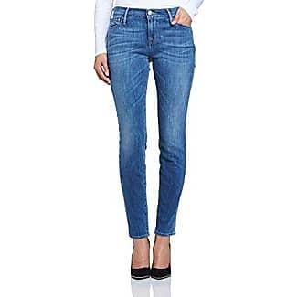 Abbey High Rise - Jeans - Skinny - Femme, Noir, W24/L32True Religion