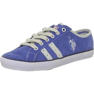 Cullen1 Suede, Womens Trainers U.S.Polo Association