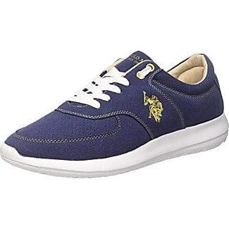 Tiziano Smart, Baskets Homme, Turquoise (Jeans Jeans), 43 EUU.S.Polo Association