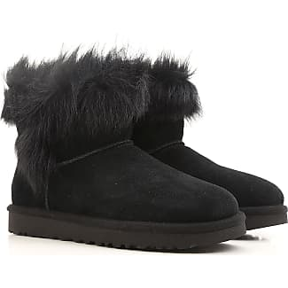Boots for Women, Booties On Sale, Black, suede, 2017, USA 8 UK 6 5 EU 39 JAPAN 250 UGG