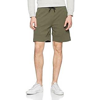 Interlock Sweatshorts, Pantalones Cortos Deportivos para Hombre, Verde (Olive 176), 54(Talla del Fabricante: XX-Large) Urban Classics