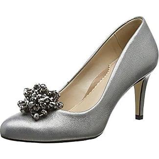 Van DalAlbion II - Zapatos de Tacón Mujer, Color Negro, Talla 40