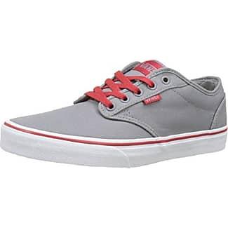 Vans Chaussures De Sport Atwood Mn, Hommes - Rouge - 42,5 Eu