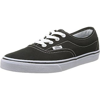 Vans U Lpe- Baskets mode mixte adulte - Noir (Black/White), 36 EU (4.5 US)