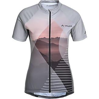 Vaude ME MAJURA - Camiseta print - black fax8nz0